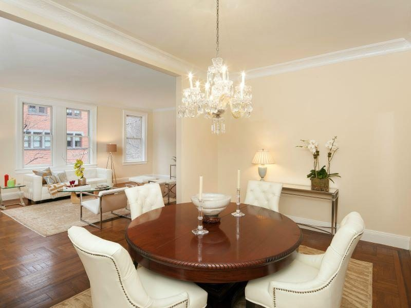 165 East 73rd Carriage House, NY, Dining Room—featured in NY Times Property of the Week