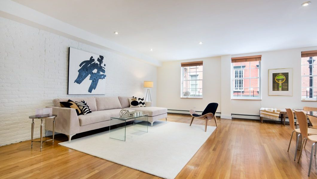 273 Water Street, New York, Living Room