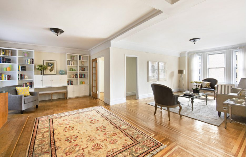 221 West 82nd Street, Living Room & Den, New York