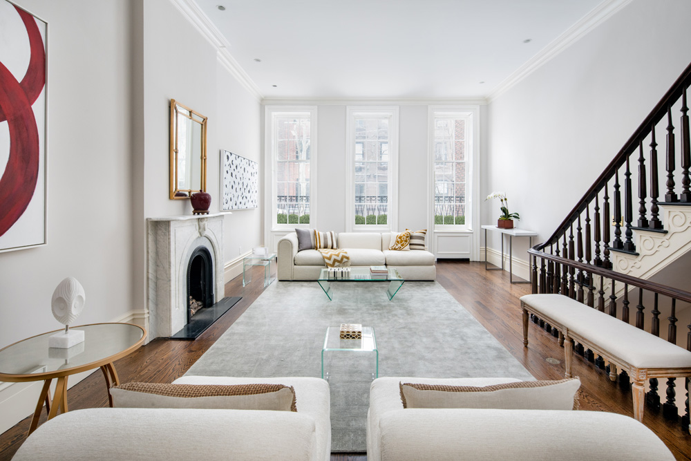 174 East 70th Street, New York, Living Room