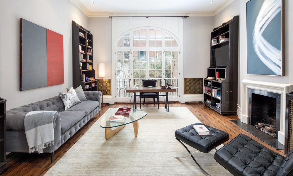 174 East 70th Street, New York, Den, signed contract within 9 days of staging