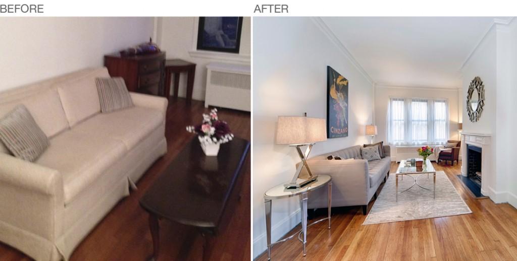 108 East 86th Street, Apt. 14S, New York, Living Room