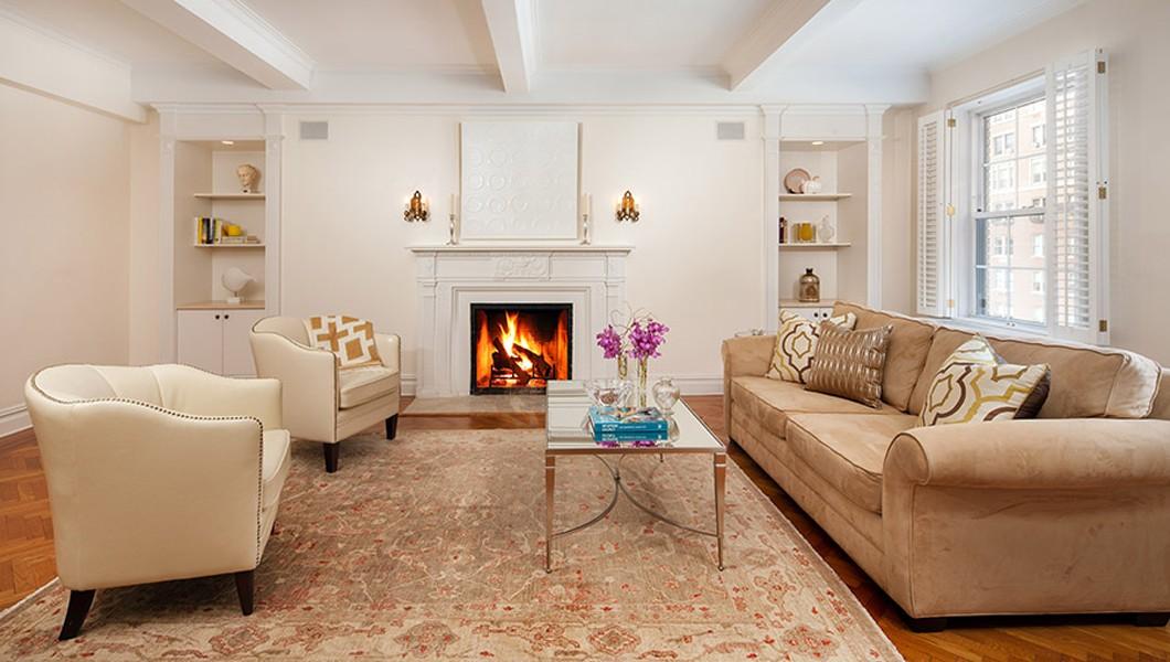 891 Park Avenue, 10th Floor, New York, Living Room