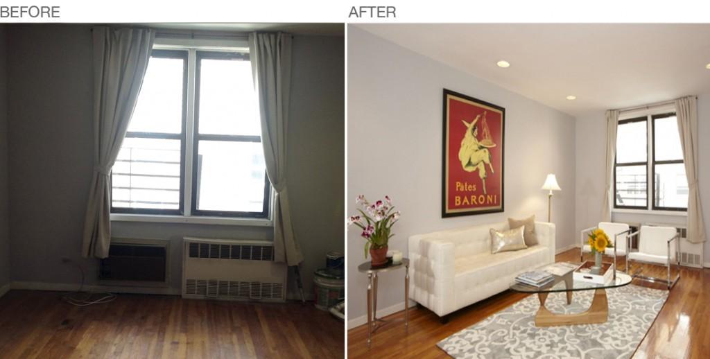 211 East 18th Street, Apt. 4W, New York, Living Room