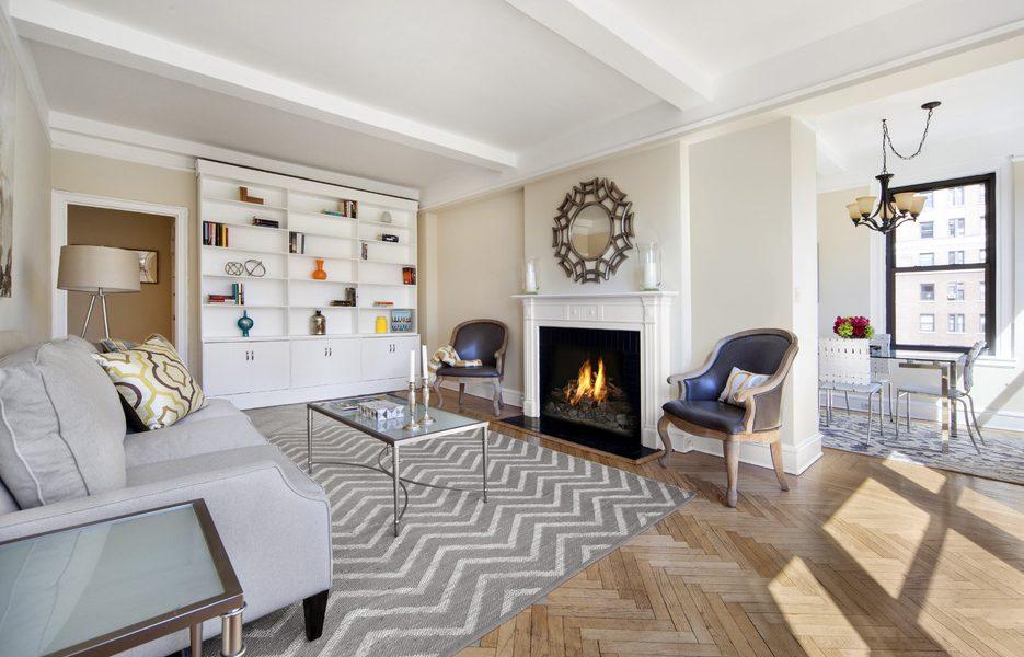 55 Park Avenue, Apt. 11E, Living Room/Dining Room, New York, NY