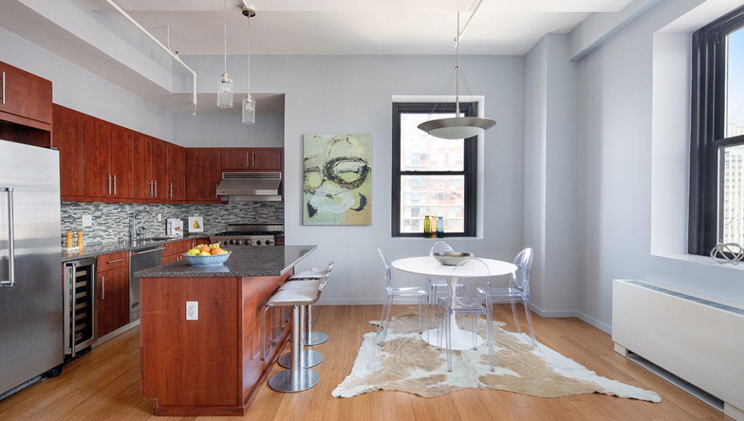 365 Bridge Street, Brooklyn, Apt. 25A, Dining Room