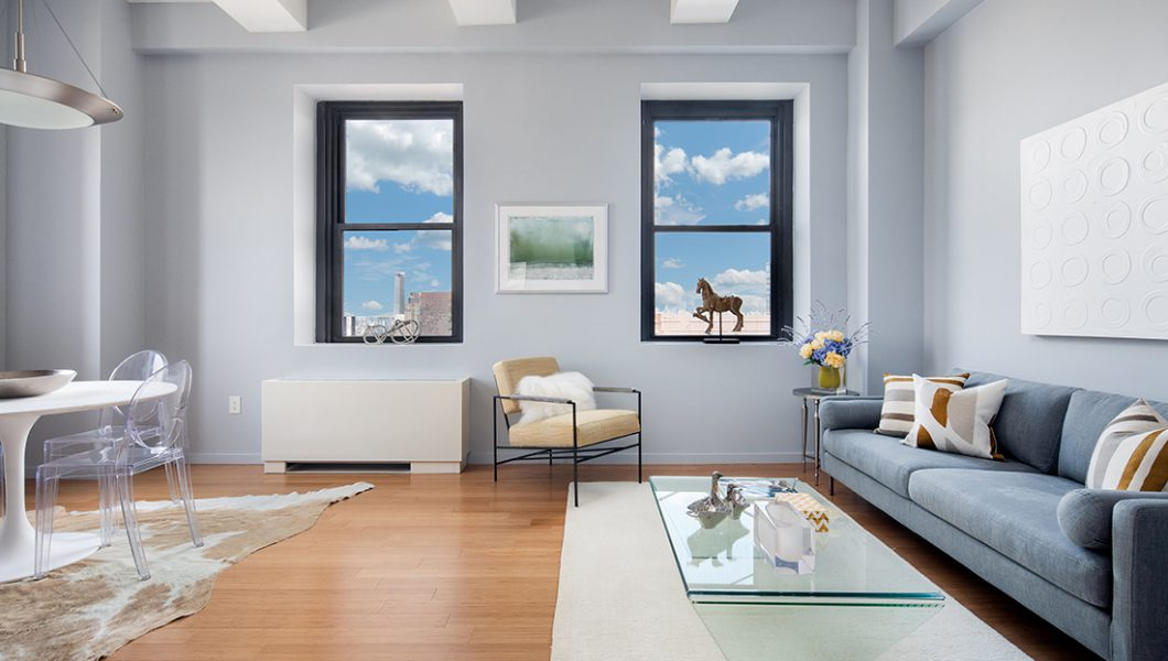 365 Bridge Street, Brooklyn, Apt. 25A, Living Room