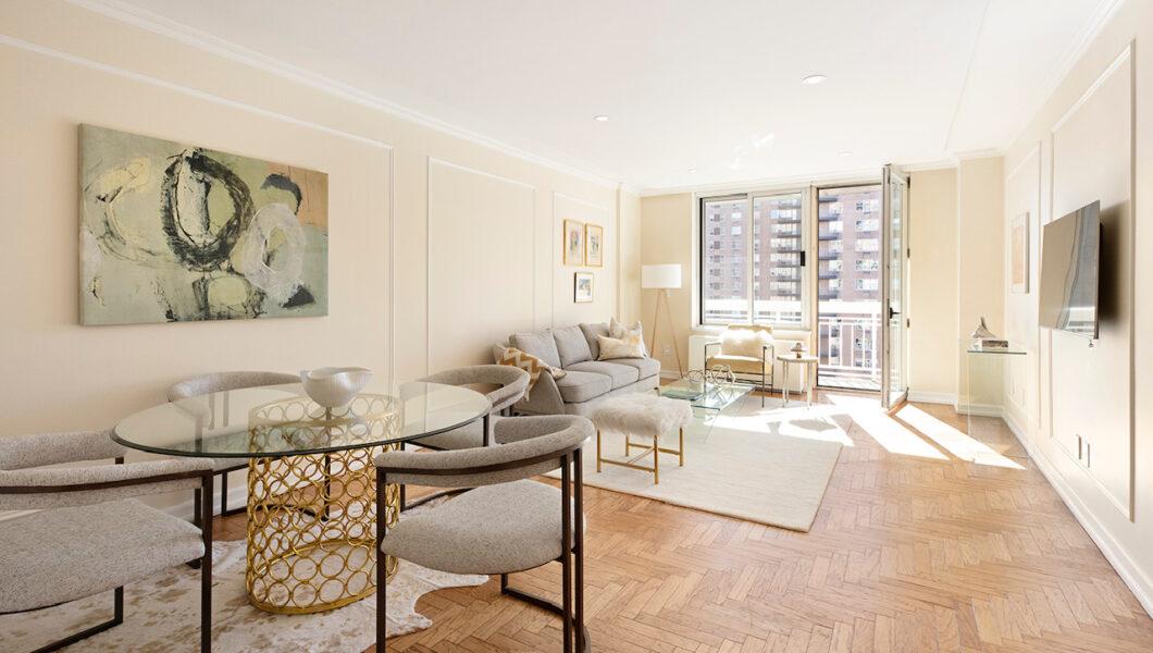 170 East 87th Street, Apt. W15G, New York, Living Room