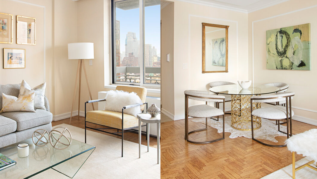 170 East 87th Street, Apt. W15G, New York, Living Room | Dining Room