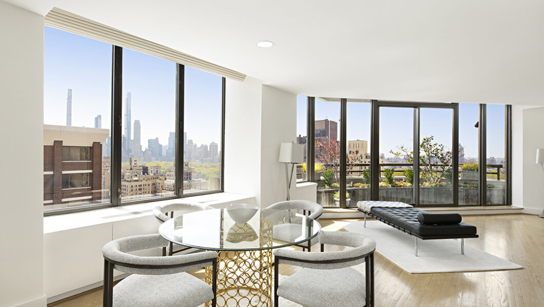 45 East 80th Street, Apt. 26A, New York, Dining Room. SOLD ABOVE ASK IN 1 WEEK!