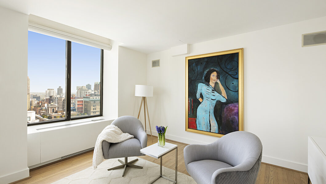45 East 80th Street, Apt. 26, New York, Master Bedroom.  SOLD ABOVE ASK IN 1 WEEK!